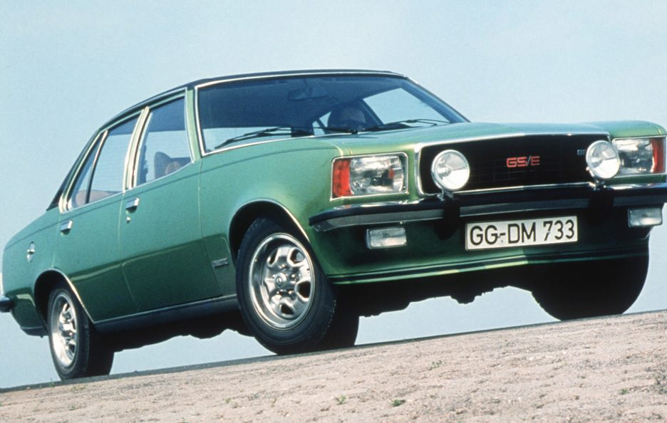 Opel Commodore B