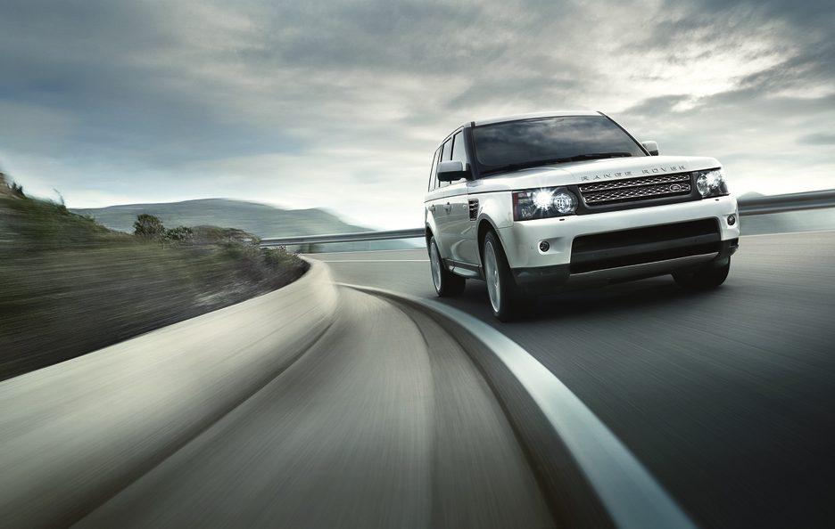 Range Rover Sport 2013 - Frontale