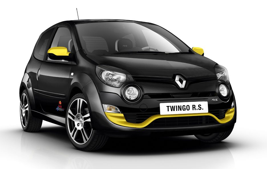Renaul Twingo RS Red Bull Racing RB7