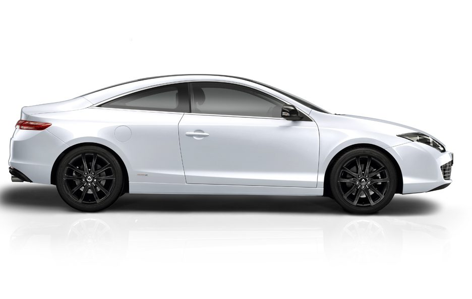 Renault Laguna Coupe - Linee laterale