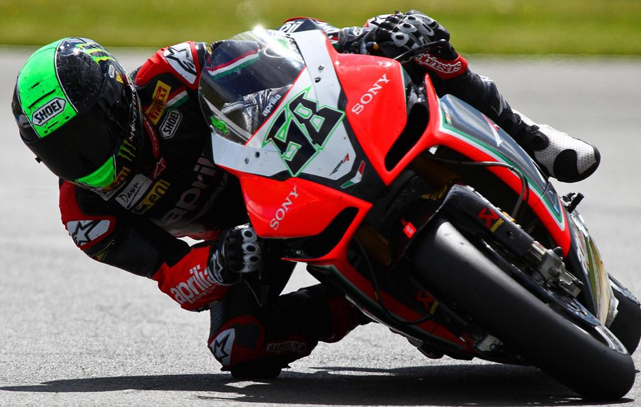 SBK - Donington - Eugene Laverty
