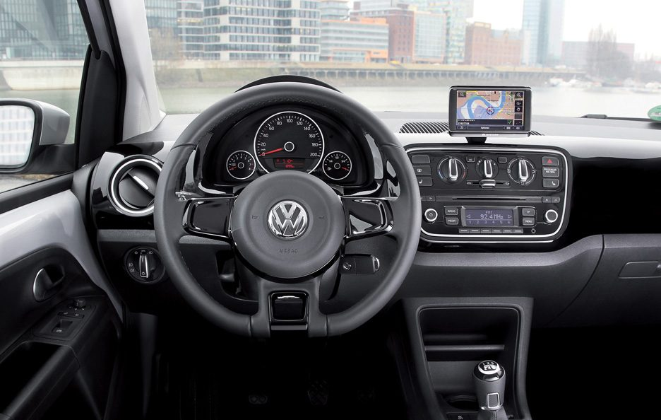 Volkswagen up! 5 porte interni
