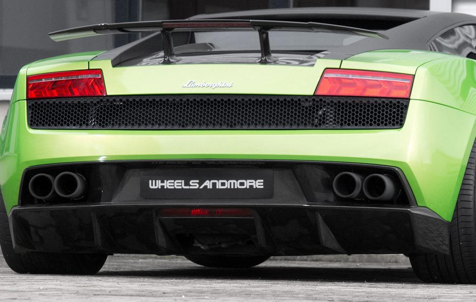 Wheelsandmore - Lamborghini Gallardo Superleggera - Coda