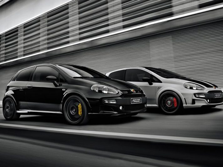 Abarth Punto Supersport, compatta da 180 CV