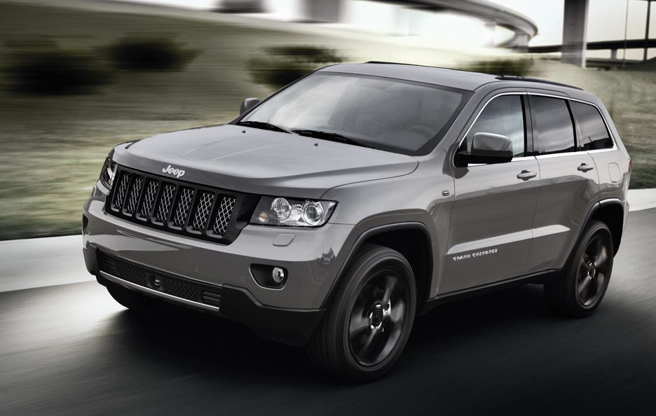 Jeep Grand Cherokee S Limited - Profilo in motion