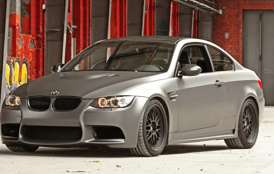BMW M3 by Cam Shaft - Profilo frontale