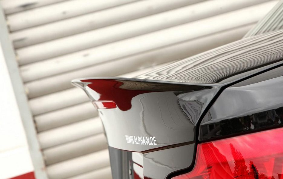 Alpha N-Performance - Bmw Serie 1M -  Spoiler posteriore