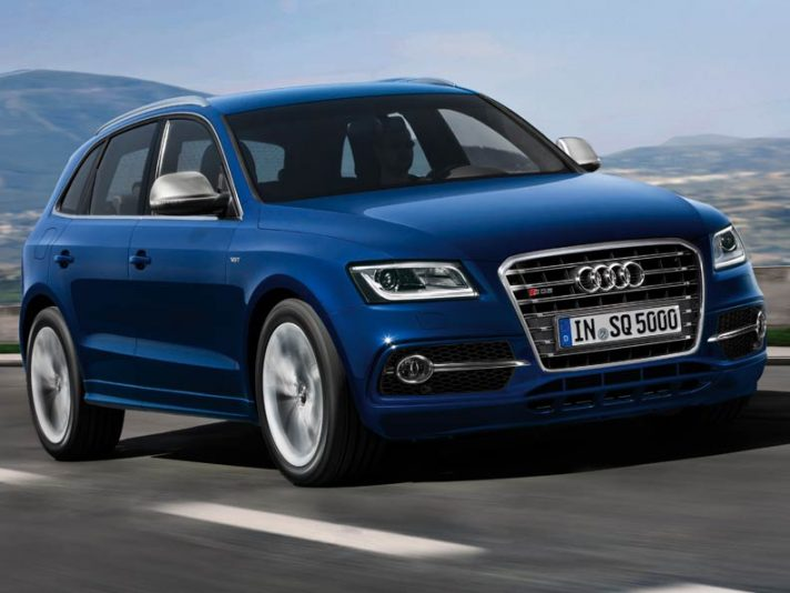 Audi SQ5 TDI: il SUV diesel... all'arrabbiata
