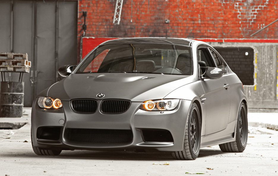 BMW M3 by Cam Shaft - Frontale