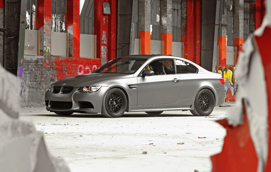 BMW M3 by Cam Shaft - Linee