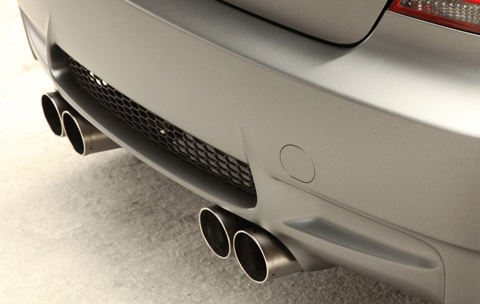 BMW M3 by Cam Shaft - Paraurti posteriore