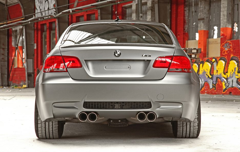 BMW M3 by Cam Shaft - Posteriore
