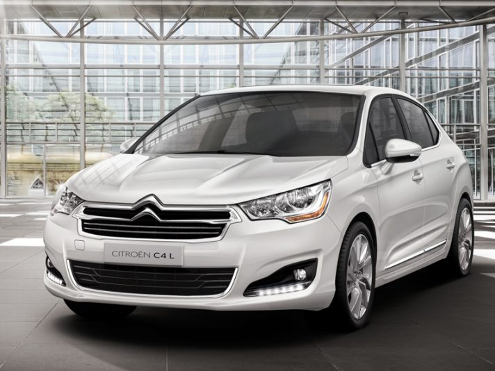 "Citroen C4 L: la berlina Premium ""Large"""