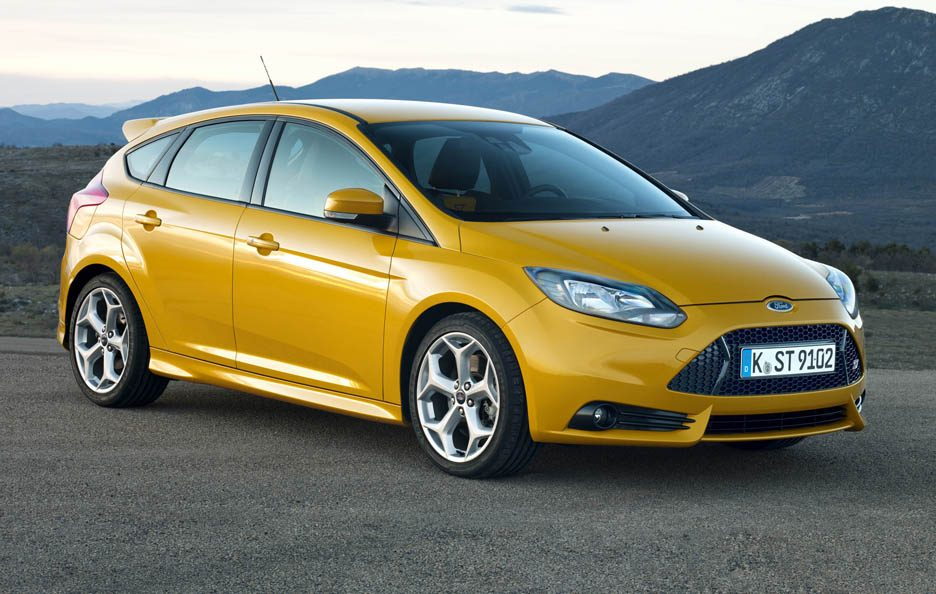 Ford Focus ST - Linee