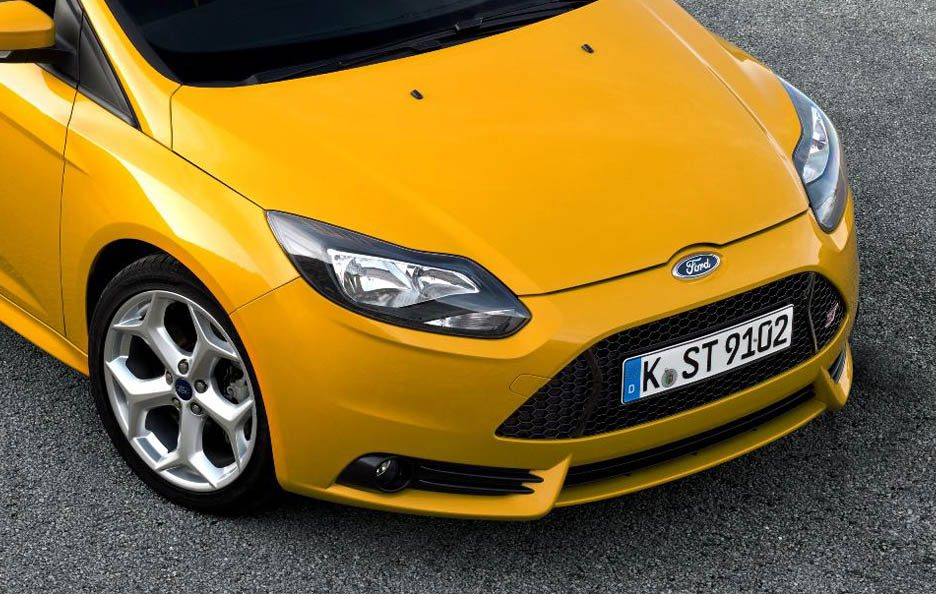 Ford Focus ST - Muso