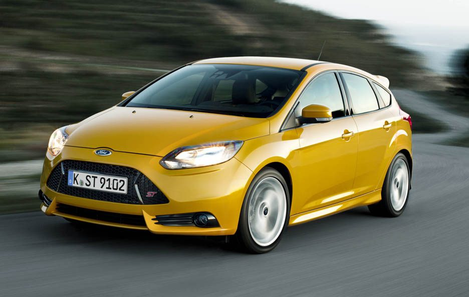 Ford Focus ST - Profilo in motion