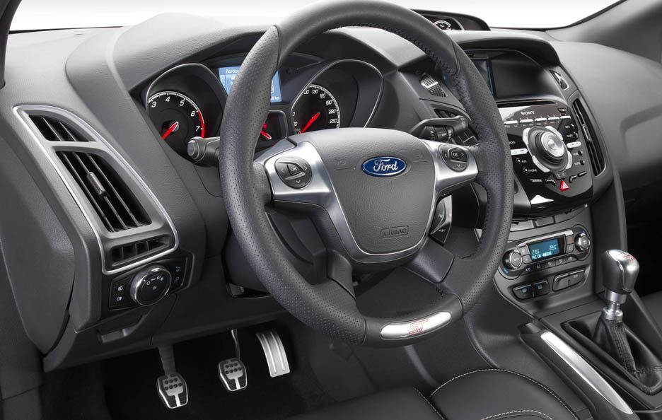 Ford Focus ST Station Wagon - Volante