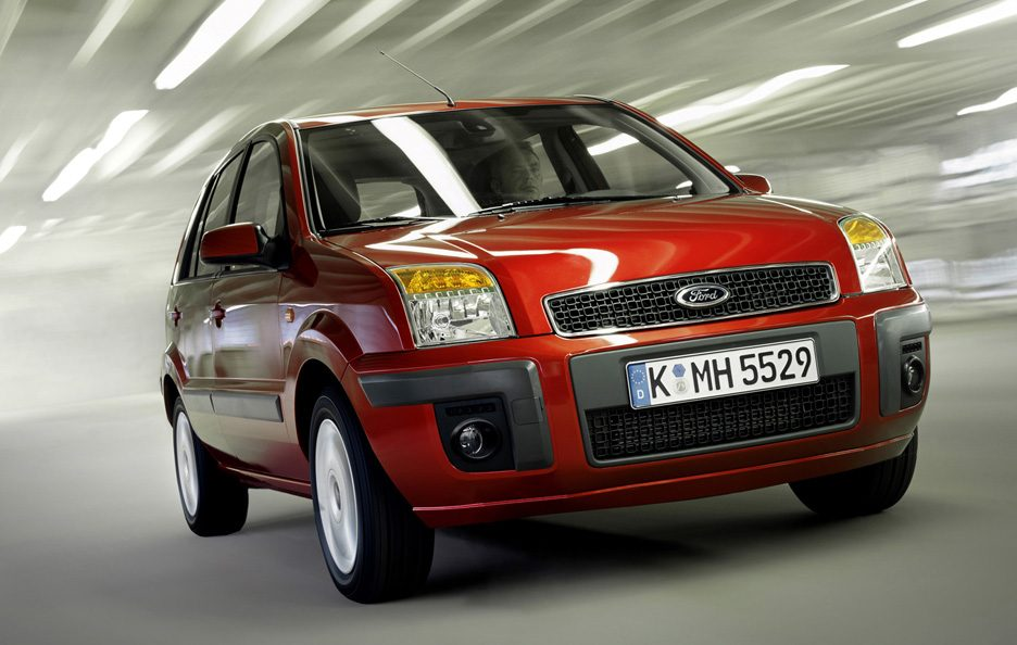 Ford Fusion restyling 2