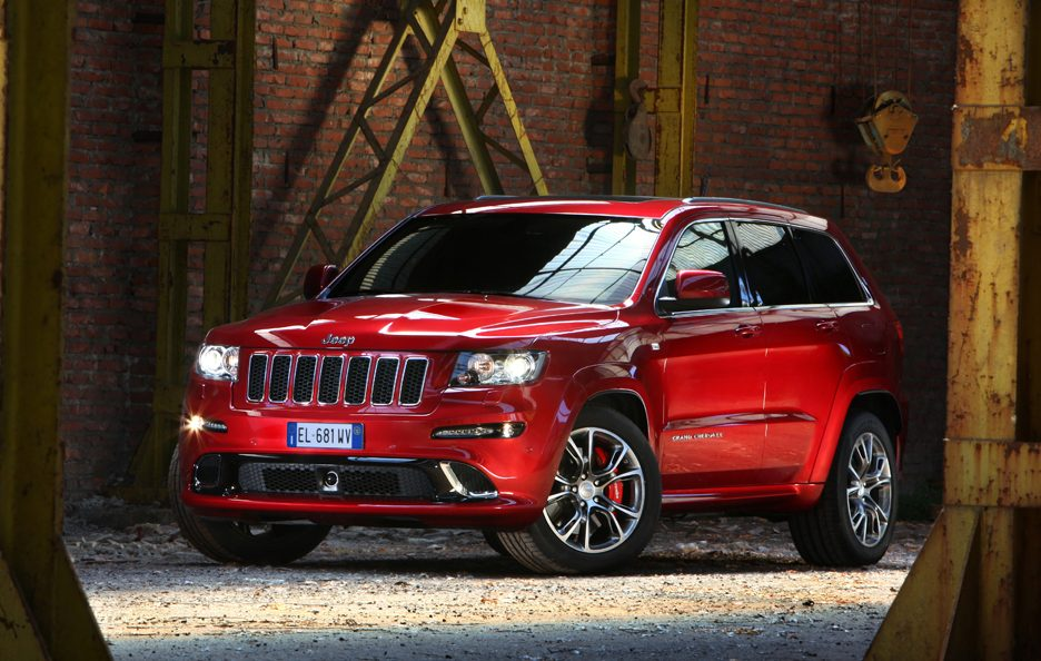 Jeep Grand CHerokee SRT - Linee
