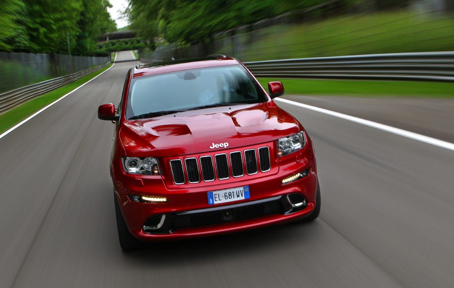 Jeep Grand CHerokee SRT - Muso