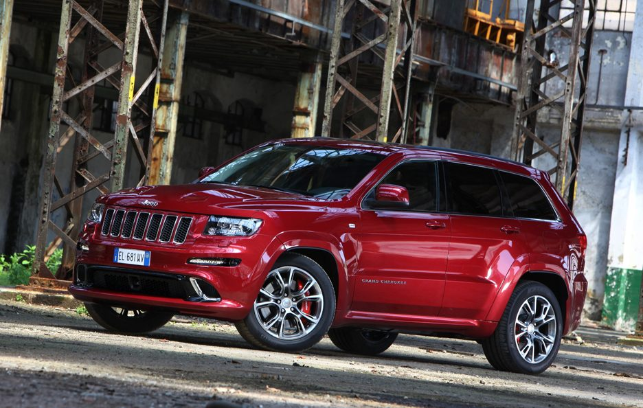 Jeep Grand CHerokee SRT - Stile