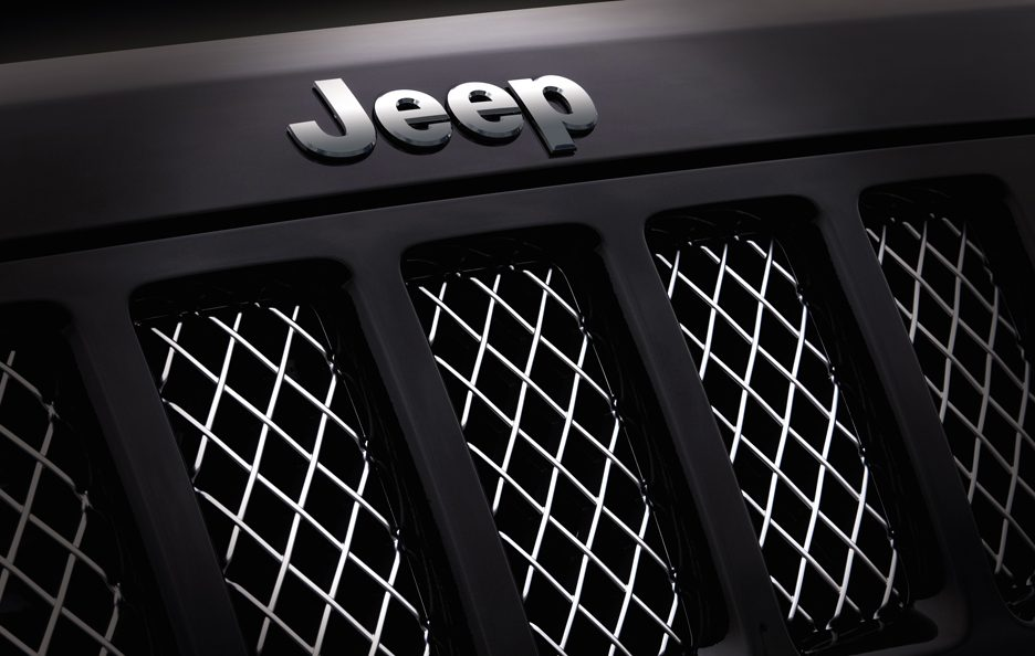 Jeep Grand Cherokee S Limited - Griglia frontale