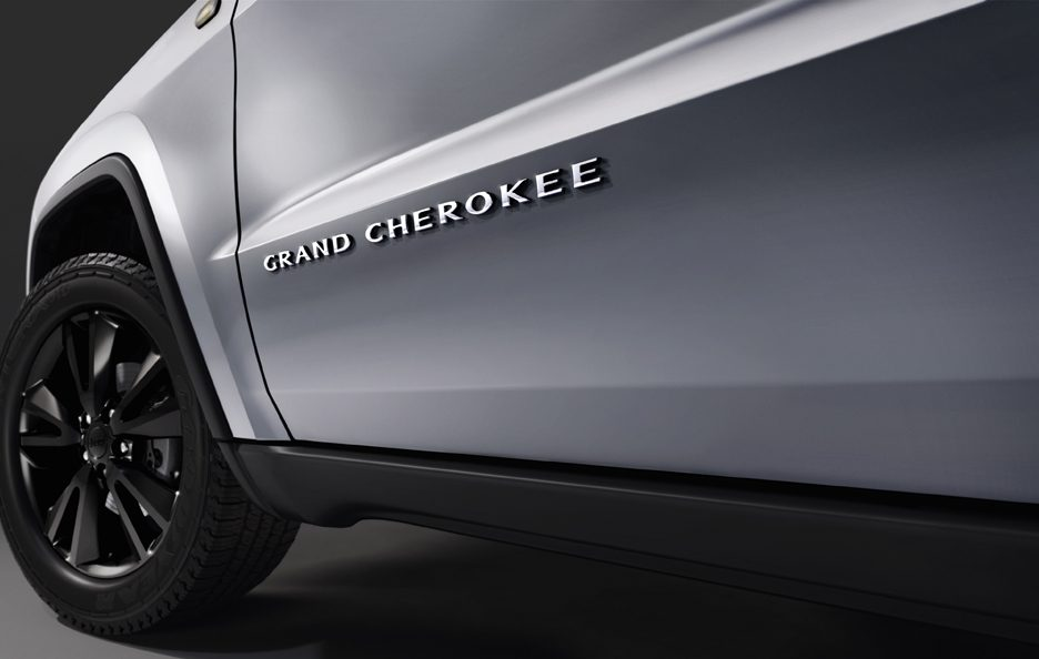 Jeep Grand Cherokee S Limited - Laterale basso