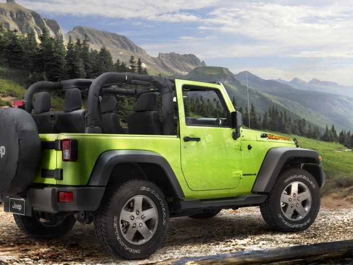 Jeep, novità in gamma: Wrangler Mountain e Grand Cherokee S Limited