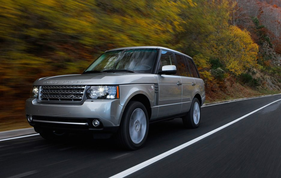 Land Rover Range Rover 5.0 V8 Autobiography (63 punti)