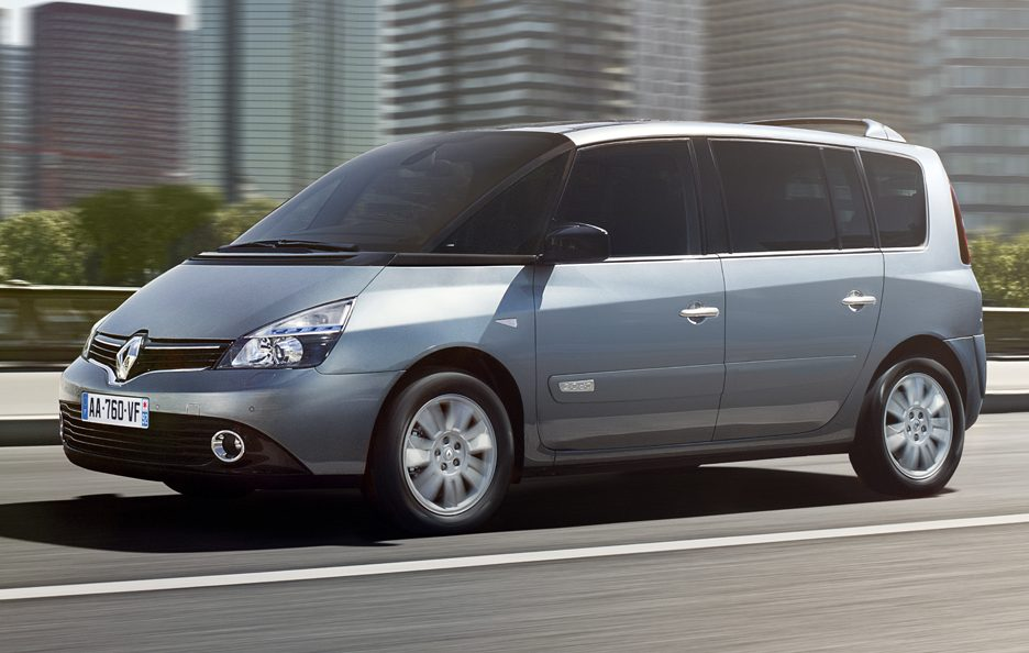 Renault Espace 2012 - Laterale