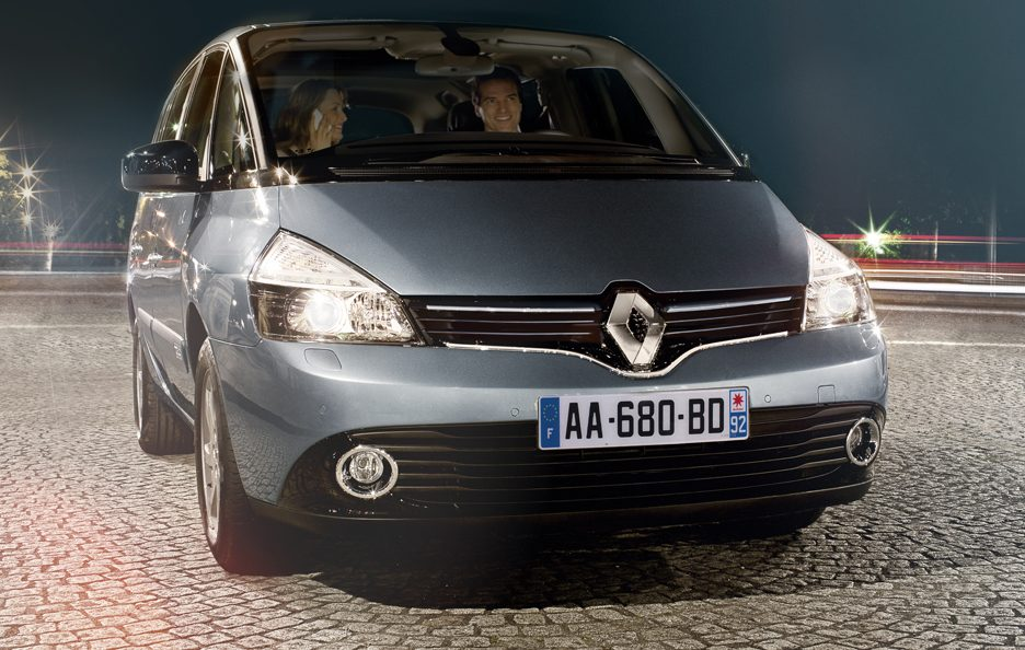Renault Espace 2012 - Muso