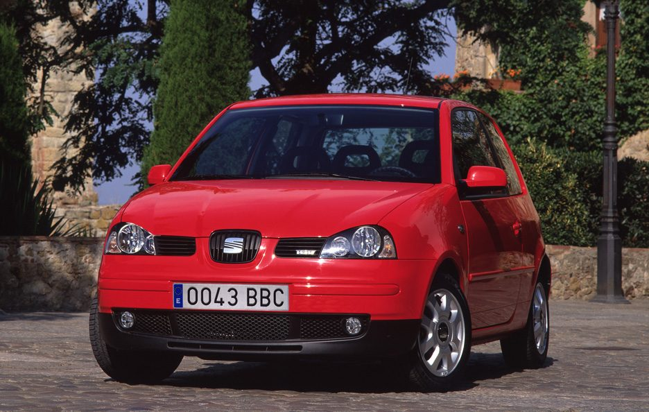 Seat Arosa restyling 3