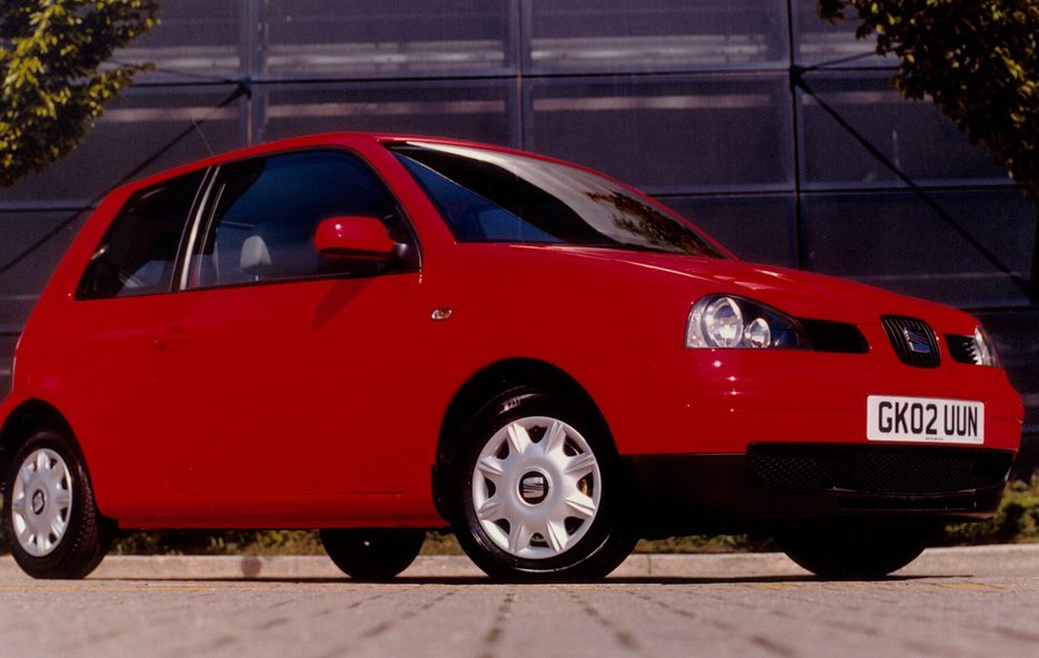 Seat Arosa restyling 5