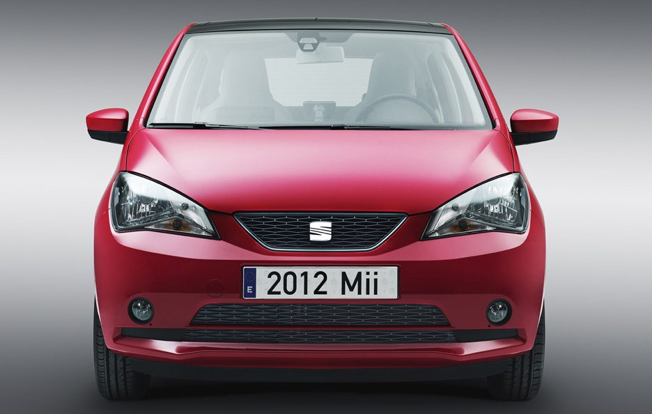 Seat Mii frontale