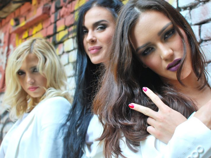 Serebro: intervista e nuove foto per il trio hot dell'estate 2012