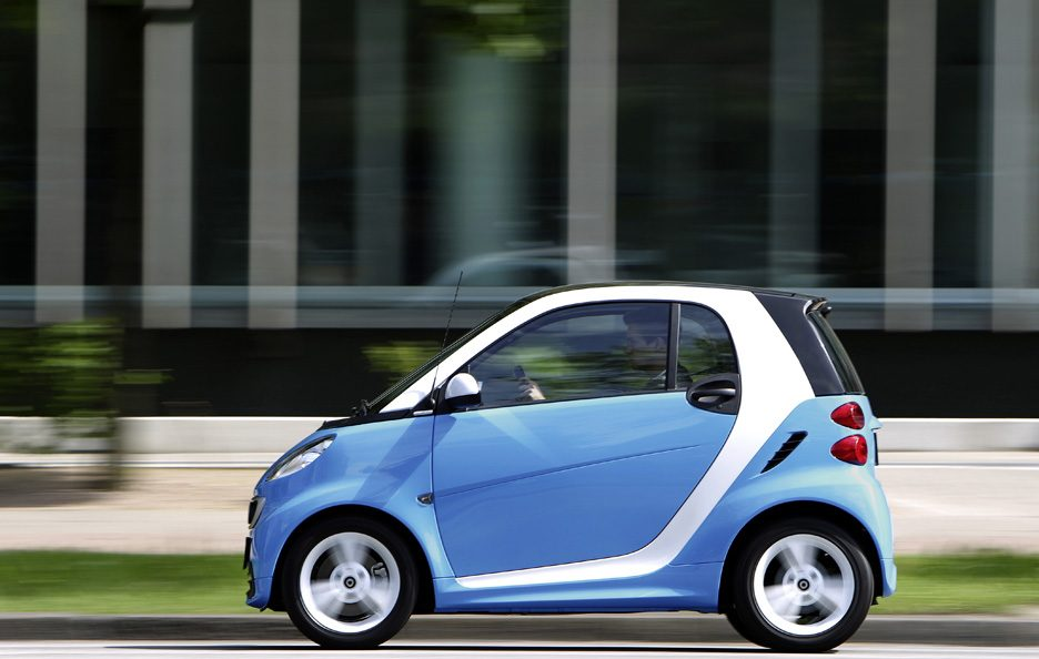 Smart Fortwo Edition Iceshine - Linea