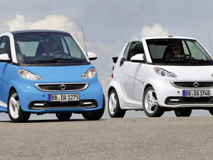 Smart Fortwo Edition Iceshine - Stile