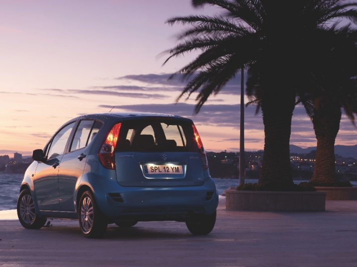 Suzuki Splash restyling, la city car giapponese si rinnova