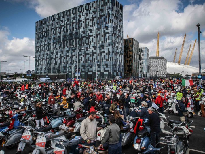 Vespa World Days 2012