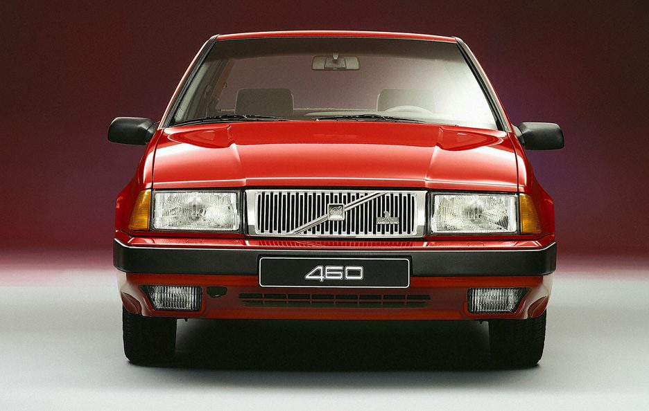 Volvo 460 frontale
