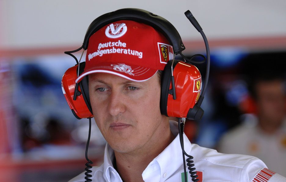 1° Michael Schumacher