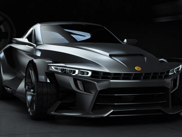 Aspid GT-21 Invictus: la super car spagnola