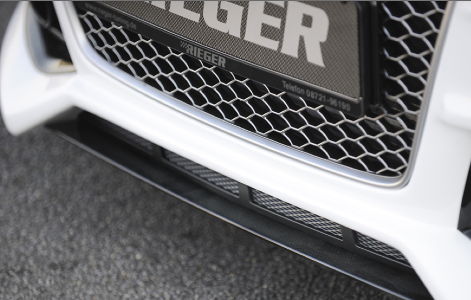 Audi A5 by Rieger - Griglia frontale