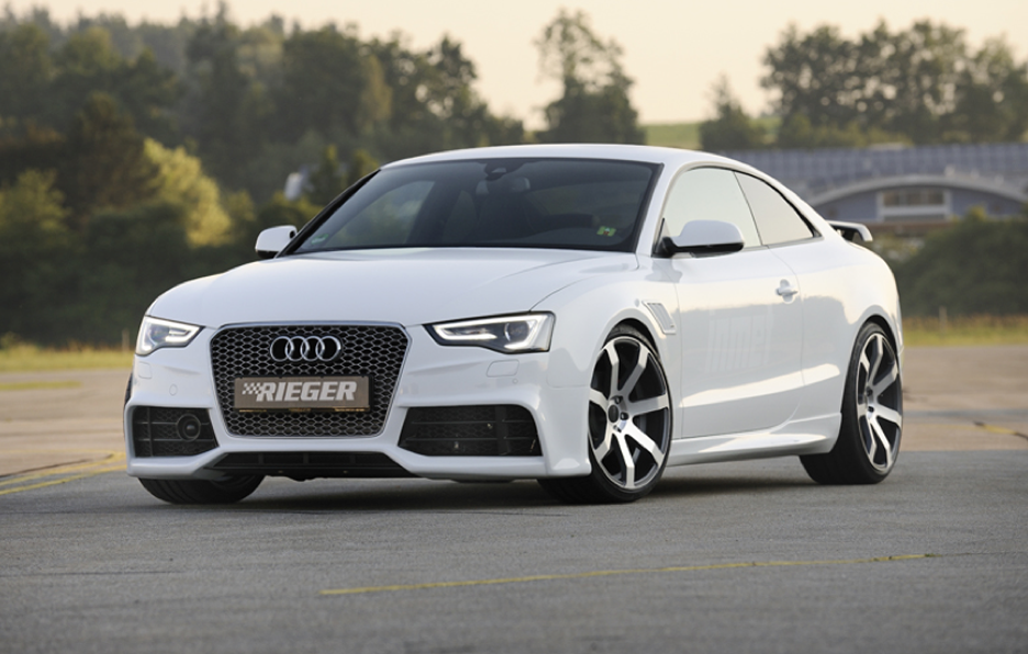 Audi A5 by Rieger - Linee