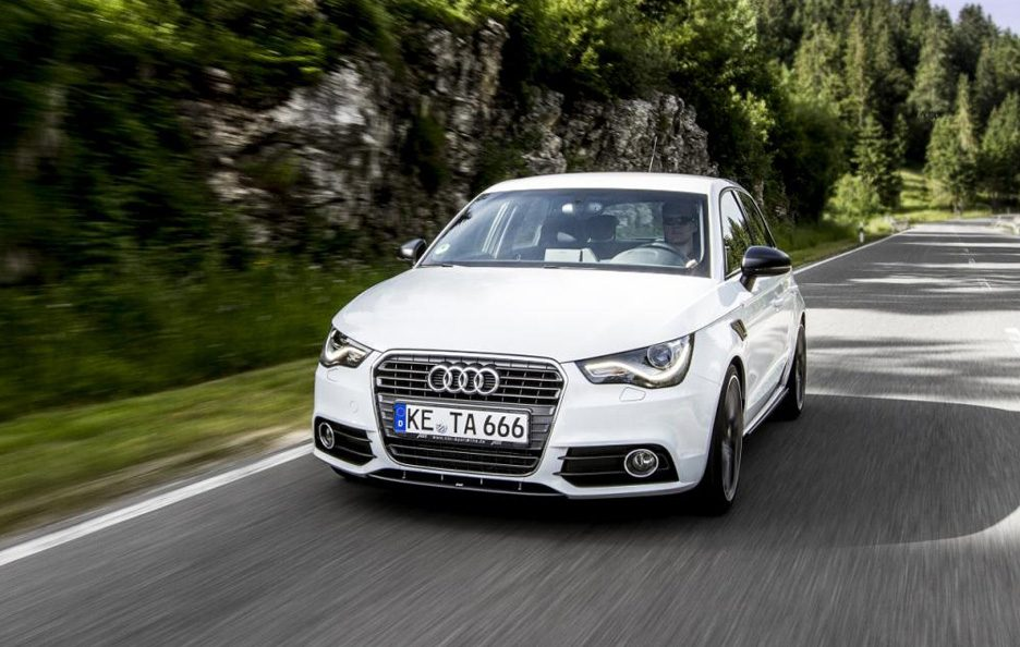 Audi AS1 Sportback by ABT - Frontale
