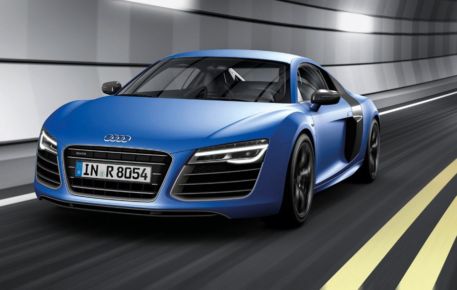 Audi R8 2012 - Anteirore in motion