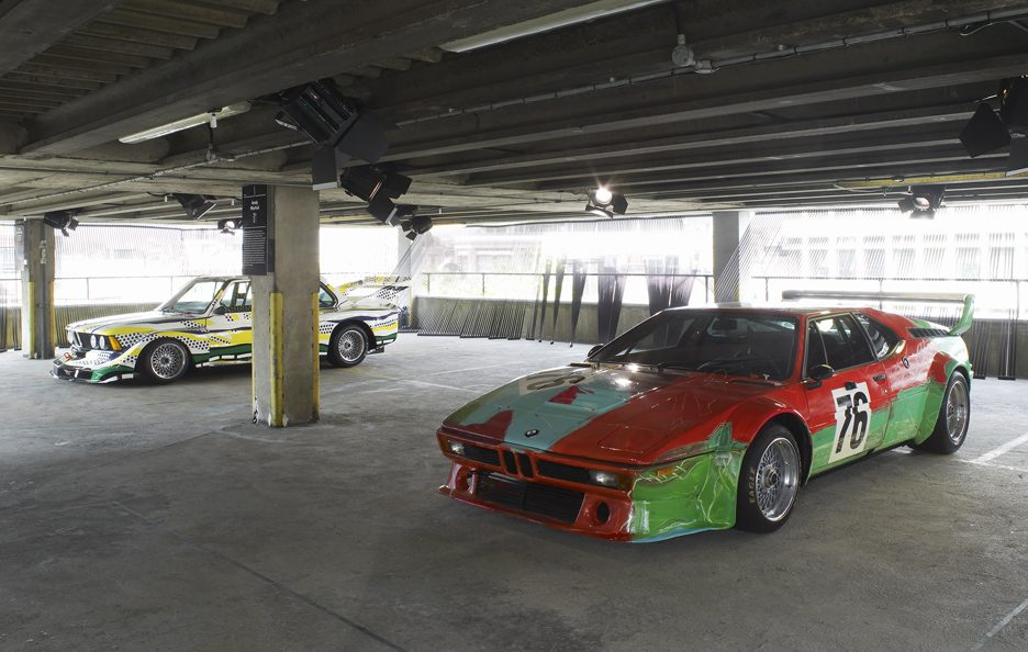 Bmw Art Collection
