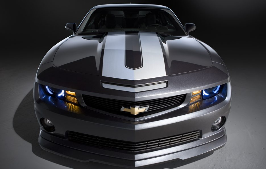 Chevrolet Camaro 2011 Synergy Series frontale