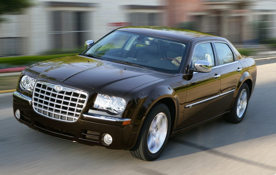 Chrysler 300 C CRD