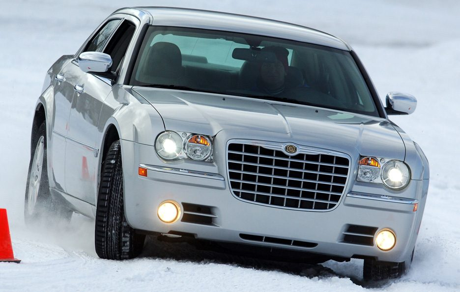Chrysler 300 C CRD frontale